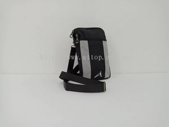 ATTOP PHONE BAG AB 140 BLACK/GREY