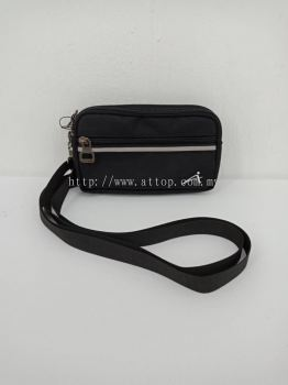 ATTOP PHONE BAG AB 401 BLACK
