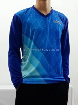 ATTOP LONG SLEEVE JERSEY AJC 1953 BLUE