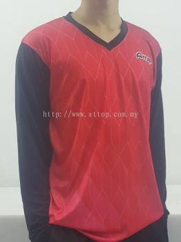 ATTOP LONG SLEEVE JERSEY AJC 1953 RED