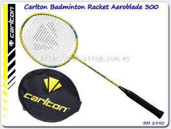 Carlton Badminton Racket Aeroblade 300 Yellow