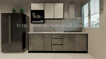 Kitchen Package 1 (From RM 3,088)