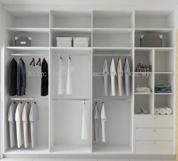 Wardrobe Sample (From RM 1,750)