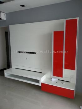 Living Room Design - Tv Cabinet