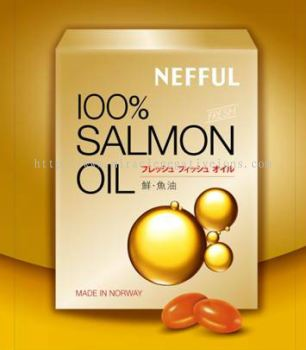 NE022 100% Salmon Fish Oil DM
