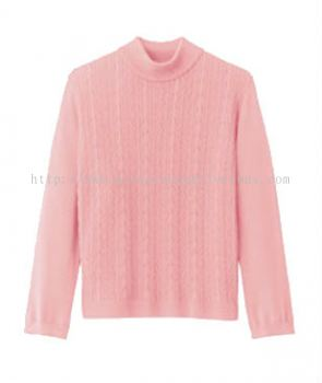AW94 High Neck Sweater