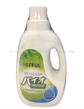 NS03 Nefful Natural Detergent