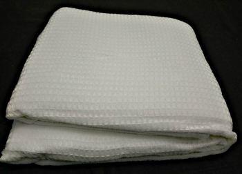 100% Cotton Waffer Blanket