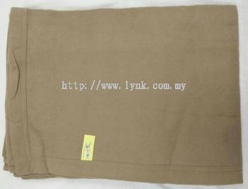 100% Polyester Hotel Camel Blanket