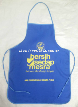 Custom Made Apron Printing