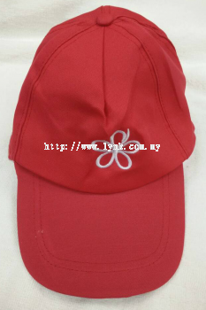 TC Cap Embroider - Front View