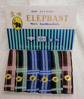 Elephant Men's Handkerchiefs
