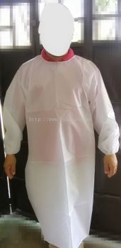 PPE GOWN -FRONT VIEW