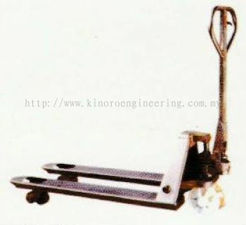 AC-SS Series (Stainless Steel Hand Pallet Truck)