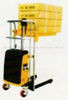 Model EPS Series - Electric Platform Stacker