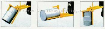 Model FDSP Series - Forklift Drum Positioner