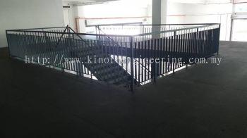 Steel Platform / Mezzanine Floor