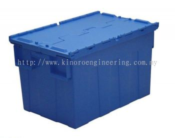 Plastic Storage Box / Plastic Security Box 5676