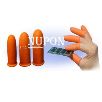 Orange Fingerstall