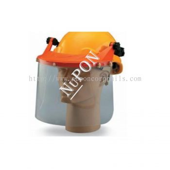 Carrier With Cylinder Clear Visor