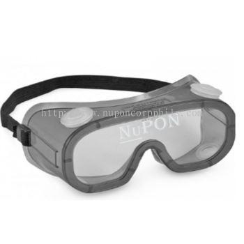 Safety Chemical Goggle Anti-Fog Lens