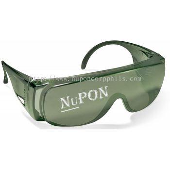 SERIES 2000 VISITOR SAFETY EYEWEAR / Green Lens