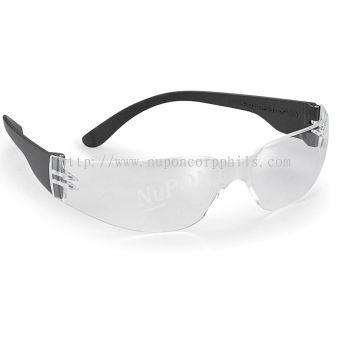 Responder Safety Eyewear / Fully Carbonated/Anti-Fog & Hard Coated Clear Lens