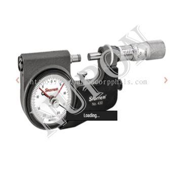 STARRETT 430XLZ-1 Indicating Micrometer