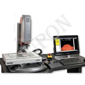 AV300 FOV CNC Field of View System