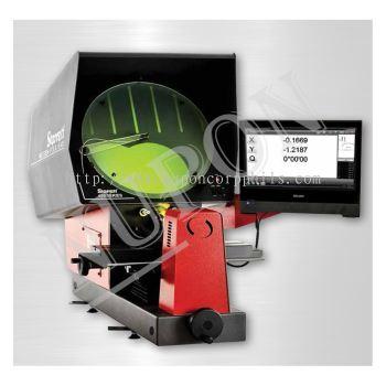 HE400 Horizontal Benchtop Optical Comparator