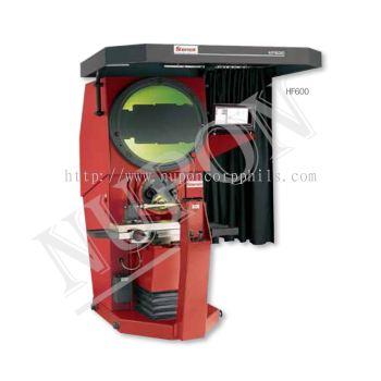 HF600 Horizontal Floor Standing Optical Comparator