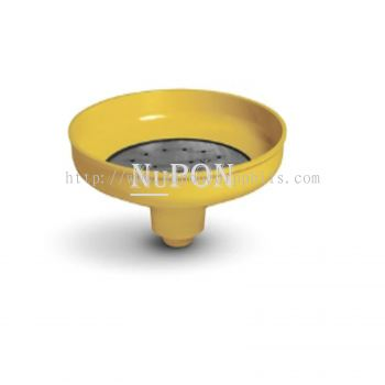 ABS Plastic Shower Bowl
