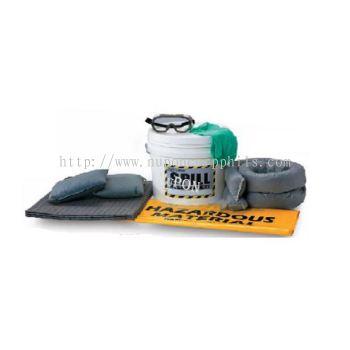 18 litre Portable Spill Kit - Universal
