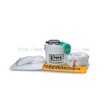 18 litre Portable Spill Kit - Oil Only
