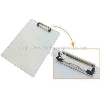 ESD Acrylic Clip Board