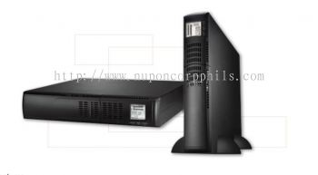 Single Phase Line Interactive UPS; Tower/Rack Mount
