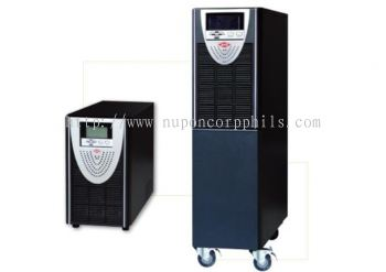 Single Phase Online High Frequency UPS; Tower Type