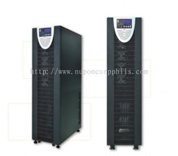 Three Phase High Frequency Online UPS; Tower Type 10KVA - 40KVA