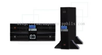 Single Phase Online UPS; Rack Mount Type