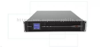 Single Phase Online Rack Mount UPS; Lithium Ion Battery
