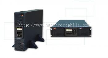 Three Phase Online UPS; Rack Mount Type