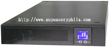 1KVA Online UPS Single Phase, Rack Mount