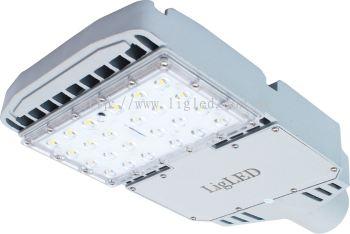 LED STREET LIGHT (OPTION: SOLAR SYSTEM)