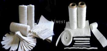 Ceramic Fiber Tape, Cloth & Rope