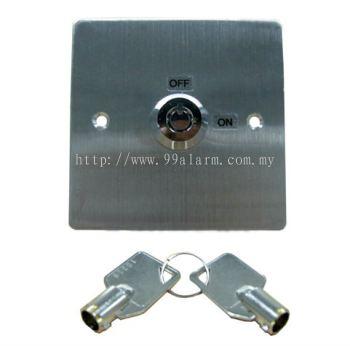DKS003 - Overriding Key Switch w& Unique Key