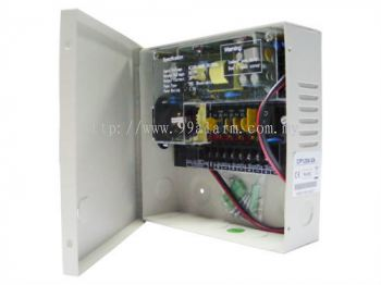 PSB120910A - Centralised 12V Uninterruptible Power Supply in Metal Casing