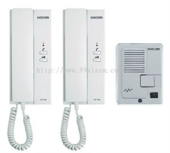 KDP-602AD - Kocom (1 to 2) Door Phone System (Intercom); Korea