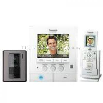 VL-SW251BX - Panasonic Wireless Video Intercom System