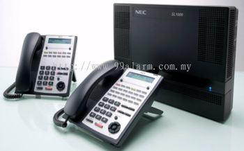SL1000 PKG B - NEC Keyphone SL1000 (Package 408 2+6)