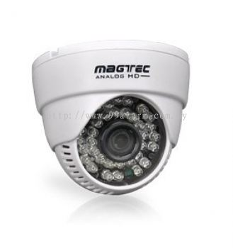 AX237 IR Dome 2.4 MP AHD Camera
